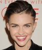 Ruby Rose's Badass Undercut in 2014