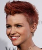 Ruby Rose's Punk Rock Hair in 2011
