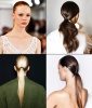 Hair Trend: Sleek Ponytails