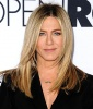 Jennifer Aniston's Straight Layered Look