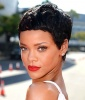 Rihanna's Textured Pixie Cut