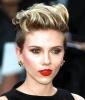 Scarlett Johansson's Sexy Undercut