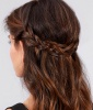 The Surprise Crown Braid