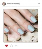 Mani of the Week: Beachy Blue Nails