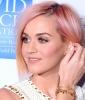 Katy Perry's Peachy Choppy Bob