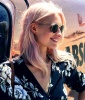 Poppy Delevingne's Helicopter-Matching Beachy Waves