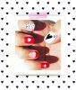 Mix & Matched Nail Art