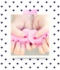 Sweetheart Nail Design