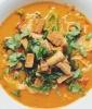 Golden Curry Noodle Soup