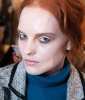 John Galliano's High Contrast Eyes