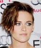 Kristen Stewart's Bright White Highlight