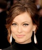 Olivia Wilde's Ultra-Mod Cat Eye