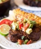 Mexican Steak with Avocado Salsa