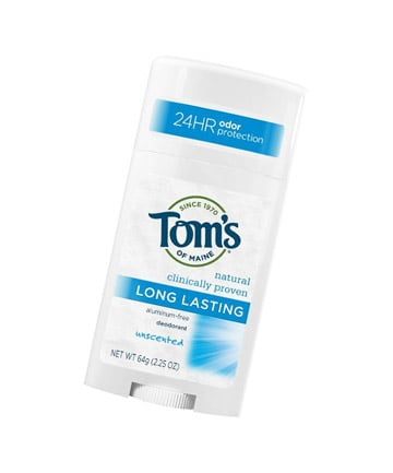 Worst Deodorant No. 3: Tom's of Maine Long Lasting Deodorant, $4.99