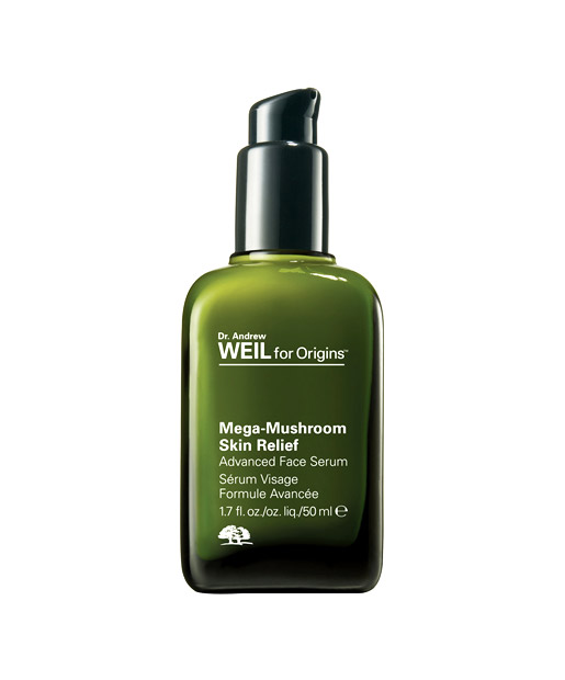 No. 7: Dr. Andrew Weil for Origins Mega-Mushroom Skin Relief Advanced Face Serum, $70