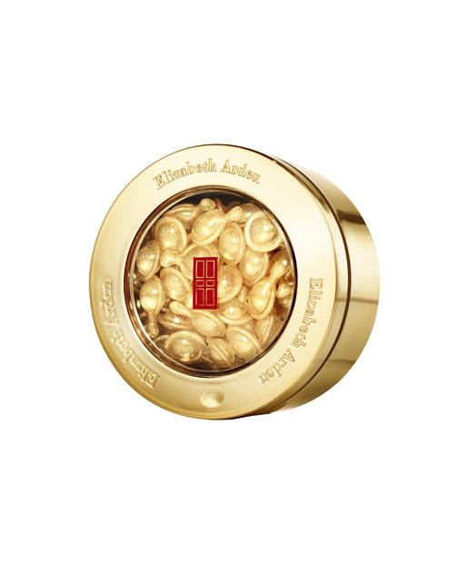 No. 12: Elizabeth Arden Ceramide Gold Ultra Restorative Capsules, $72