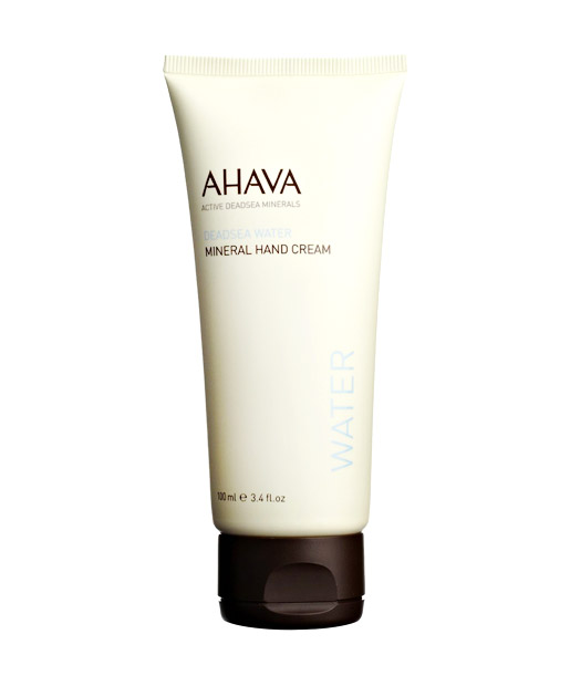 The Best No. 3 Ahava Source Mineral Hand Cream, $21