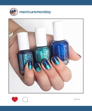 Essiebuff Blogger's Mermaid Nails