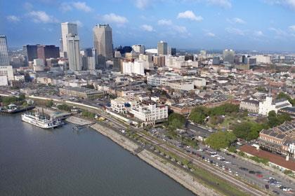 No. 3: New Orleans, La.