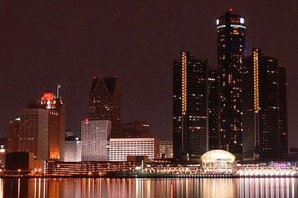 No. 1: Detroit, Mich.
