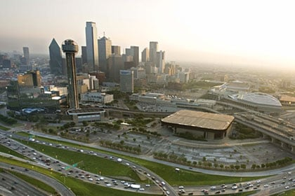 No. 2: Dallas, Texas