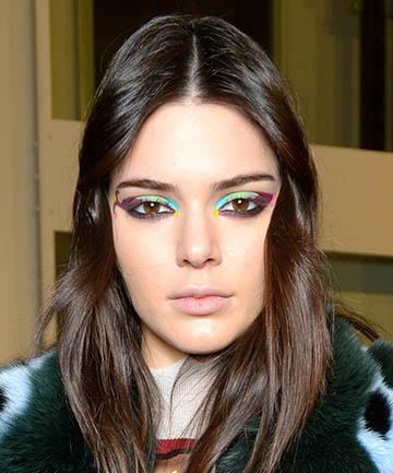 neon rainbow eye shadow 17 ethereal makeup looks that