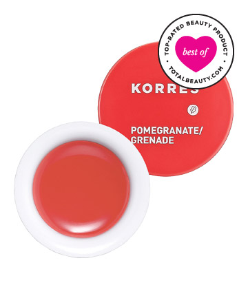 Best Lip and Cheek Stain No. 3: Korres Lip Butter, $12