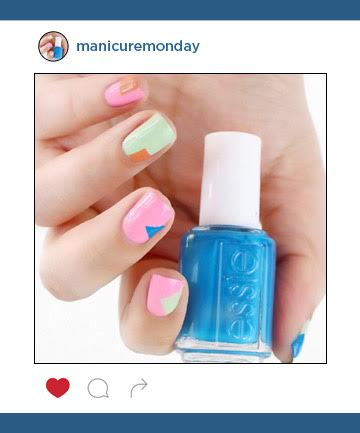 Mani of the Week: Pastel Nails