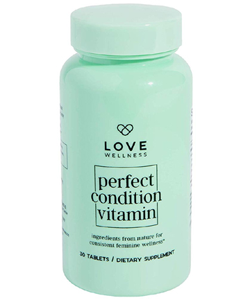 Love Wellness Perfect Condition Vitamin, $24.99
