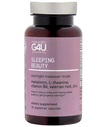 Naturally G4U Sleeping Beauty Overnight Makeover Mode Supplement, $24.99