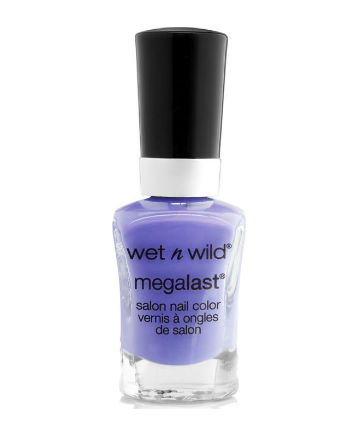 Best Nail Polish No. 11: Wet n Wild MegaLast Nail Color, $2.49