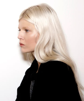 Winter White Is 2019\'s First Hair Color Trend