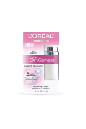 No. 13: L'Oreal Paris Ideal Skin Genesis Eye Serum, $19.99