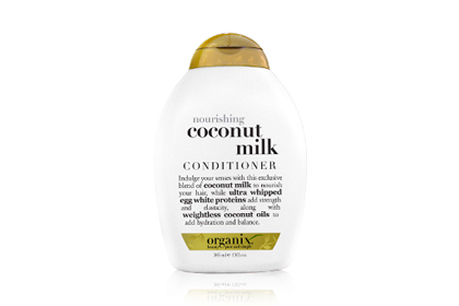 No. 7: Organix Nourishing Coconut Milk Conditioner, $6.99