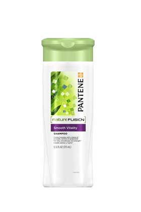 No. 5: Pantene Pro-V Nature Fusion Smooth Vitality Shampoo, $5.94