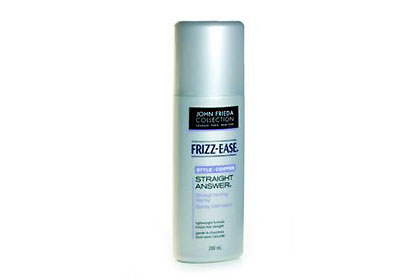 No. 6: Frizz-Ease Straight Answer Straightening Spray, $9.99