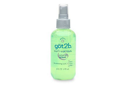 No. 2: Got2b Curled-Up Spray, $10.99