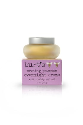 No. 2: Burt's Bees Evening Primrose Overnight Creme, $17.99