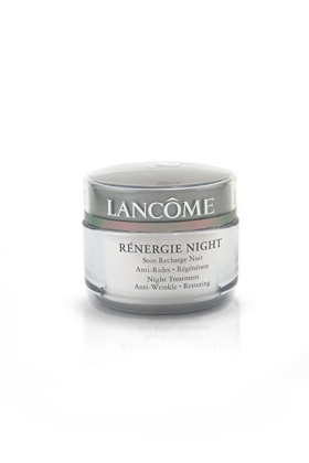 No. 1: Lancome Renergie Night Treatment, $95