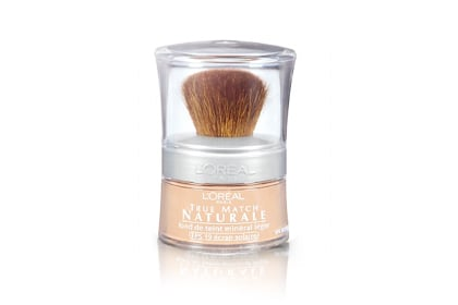 No. 7: L'Oreal Paris True Match Naturale Soft-Focus Mineral Finish, $15.25