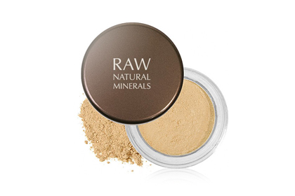 No. 3: Raw Natural Beauty Active Mineral Foundation, $30