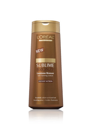No. 6: L'Oreal Paris Sublime Bronze Luminous Bronzer, $8.97
