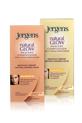 No. 5: Jergens Natural Glow Healthy Complexion Daily Facial Moisturizer, $8.99