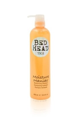 No. 6: TIGI Bed Head Moisture Maniac Shampoo, $10.93