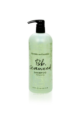 No. 3: Bumble and bumble Seaweed Shampoo, $18