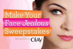 Total Beauty's Make Your Face Jealous Sweepstakes