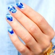 Jaw-Dropping Ways to Wear Marble Nails