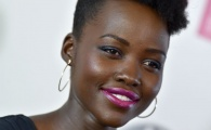 Don't Touch Lupita Nyong'o's Hair, Grazia Magazine