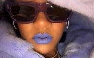 Rihanna Is Previewing New Fenty Beauty Lipsticks, and We're Shook