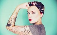16 Empowering Feminist Tattoos